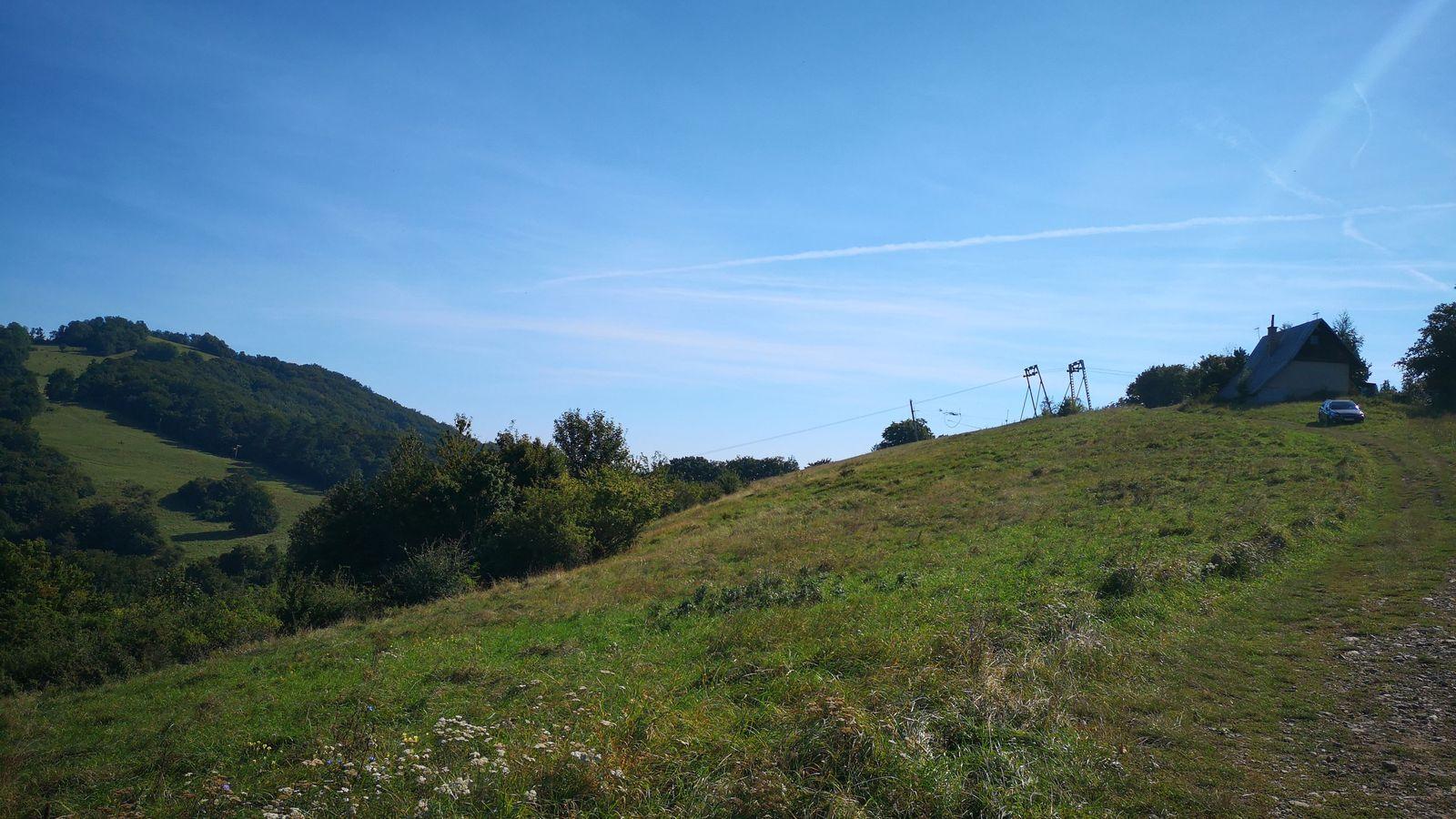 Divé veže 2 zaspaté lyžiarske stredisko Bezovec