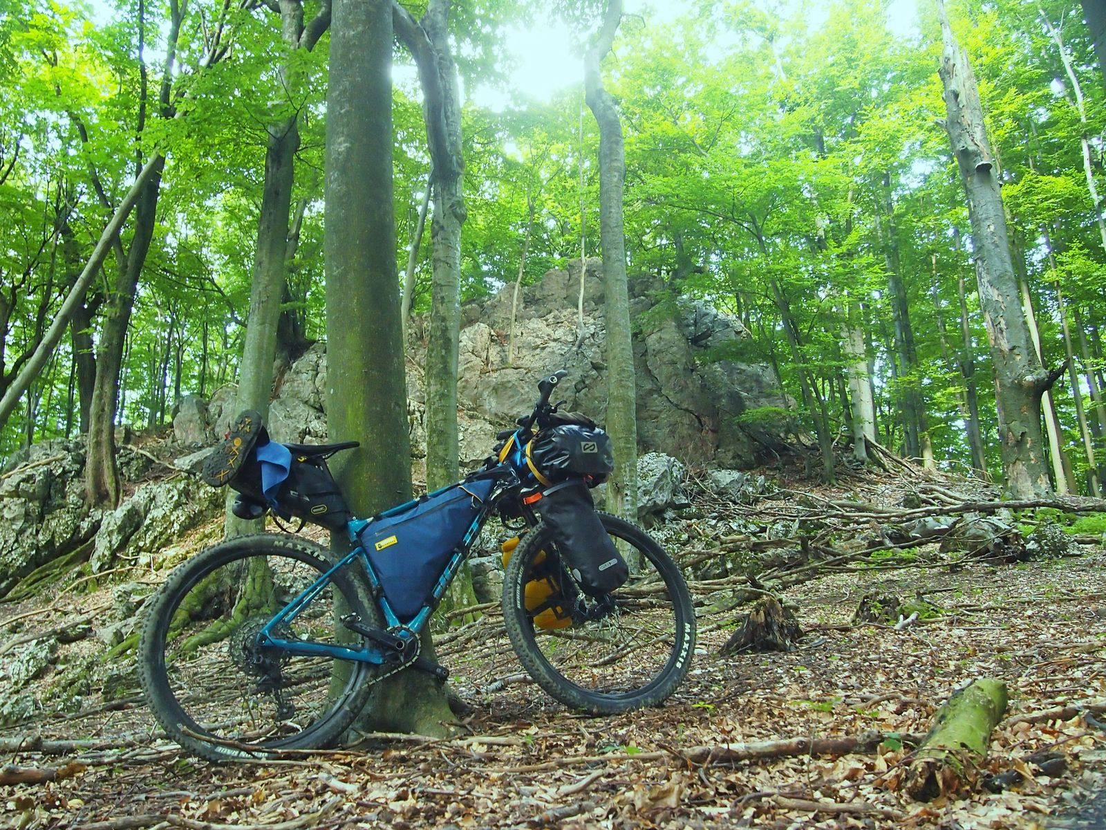 24 Bikepacking Stefánikova cyklomagistrála