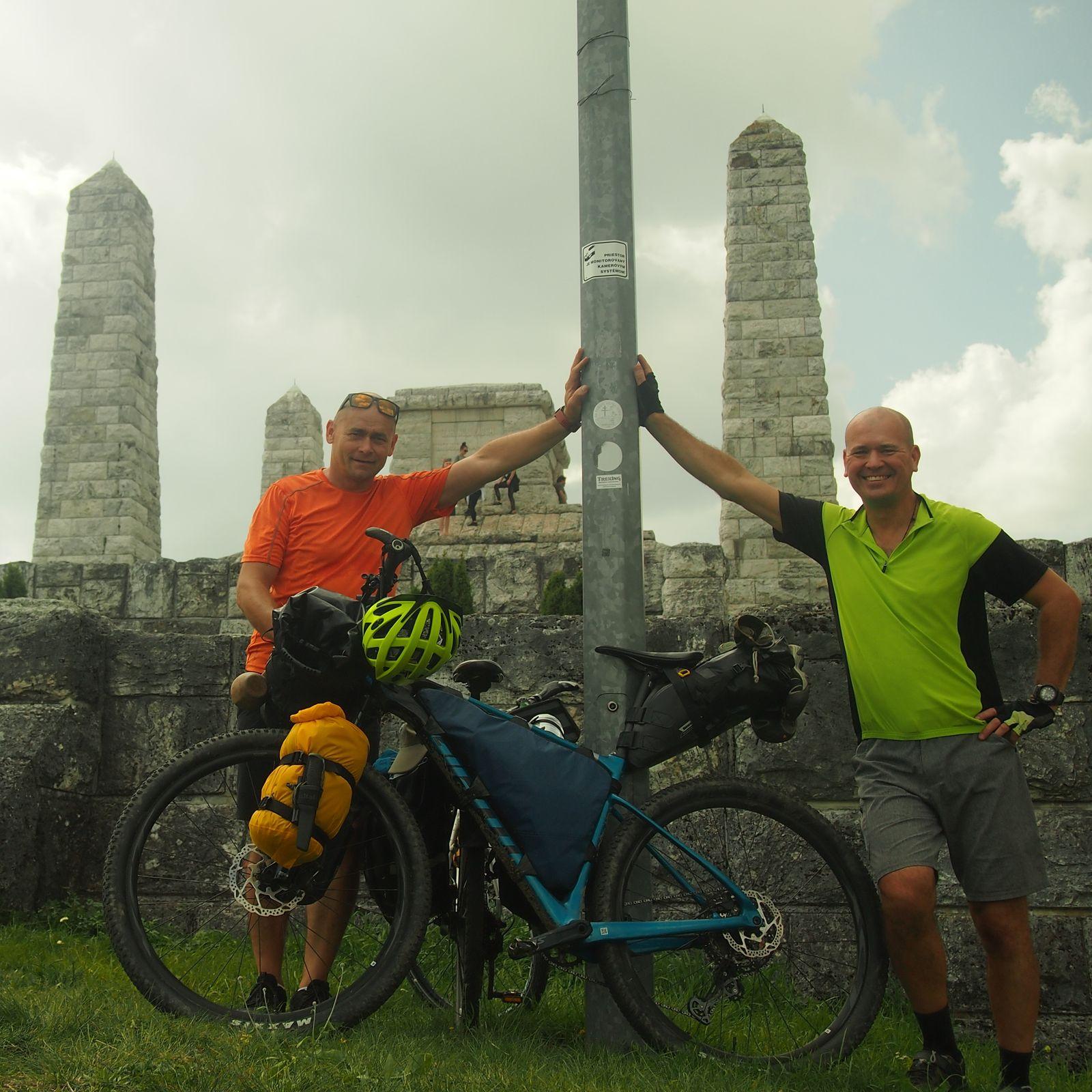 37 Bikepacking Stefánikova cyklomagistrála